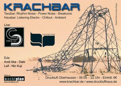 Krachbar Flyer 2
