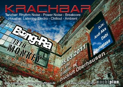 Krachbar Flyer2011