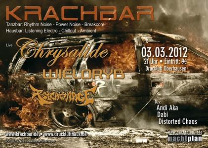 Krachbar Flyer2012